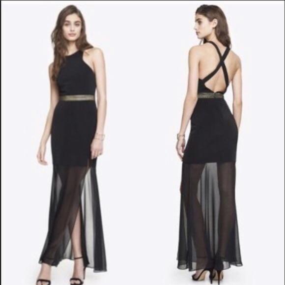 Express Dresses & Skirts - *reposh* Express cocktail dress formal gown